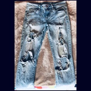 American Eagle Outfitters Skinny Style Jeans